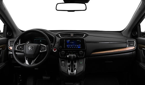 2018 Honda CR-V TOURING | Photo 3 | Black Perforated Leather