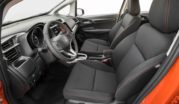 2018 Honda Fit SPORT SENSING | Photo 1 | Sport Black Fabric