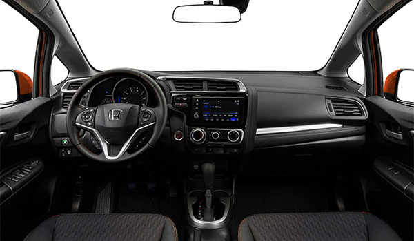2018 Honda Fit SPORT SENSING | Photo 3 | Sport Black Fabric
