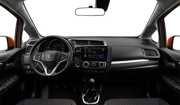 2018 Honda Fit SPORT | Photo 3 | Sport Black Fabric