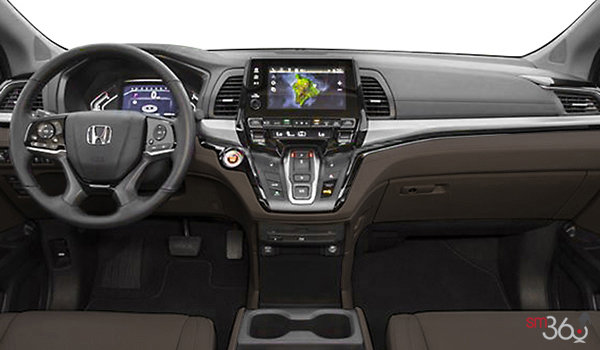2018 Honda Odyssey EX-L NAVI | Photo 3 | Brown Leather