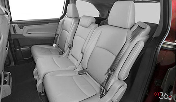 2018 Honda Odyssey EX-L NAVI | Photo 2 | Grey Leather