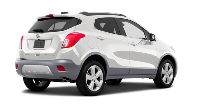 2016 Buick Encore PREMIUM | Photo 5 | White Pearl