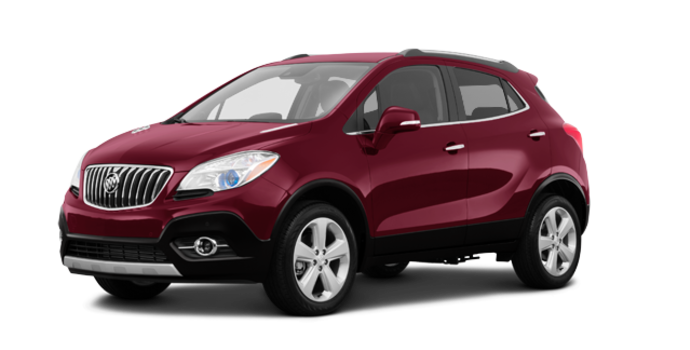 2016 Buick Encore PREMIUM | Photo 6 | Winterberry Red Metallic