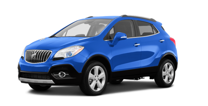 2016 Buick Encore PREMIUM | Photo 6 | Coastal Blue Metallic