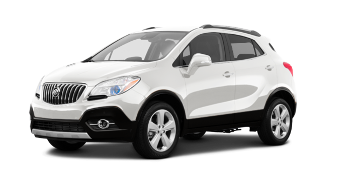 2016 Buick Encore PREMIUM | Photo 6 | Summit White