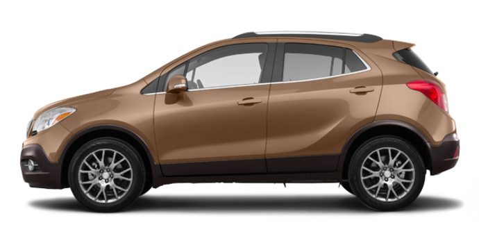 2016 Buick Encore SPORT TOURING | Photo 4 | River Rock Metallic