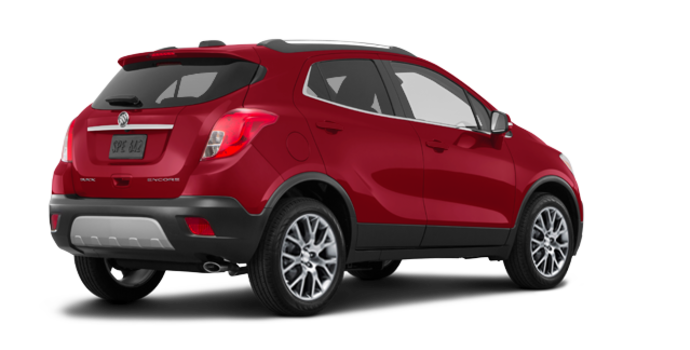 2016 Buick Encore SPORT TOURING | Photo 5 | Winterberry Red Metallic