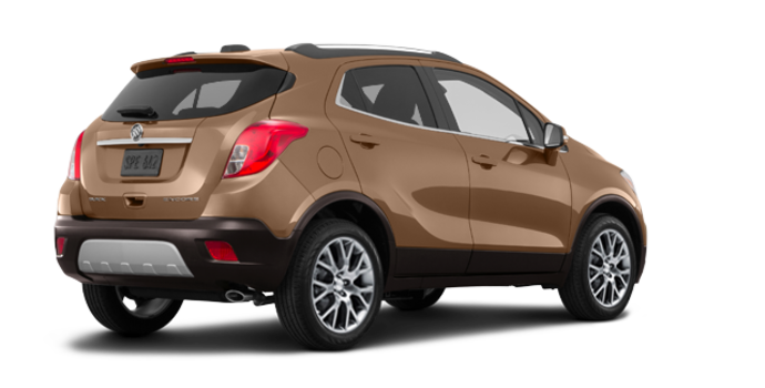 2016 Buick Encore SPORT TOURING | Photo 5 | River Rock Metallic