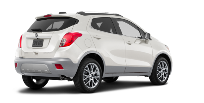 2016 Buick Encore SPORT TOURING | Photo 5 | White Pearl