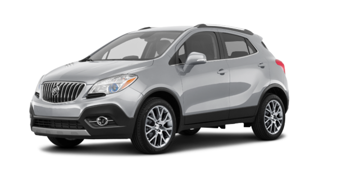 2016 Buick Encore SPORT TOURING | Photo 6 | Quicksilver Metallic