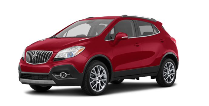 2016 Buick Encore SPORT TOURING | Photo 6 | Winterberry Red Metallic