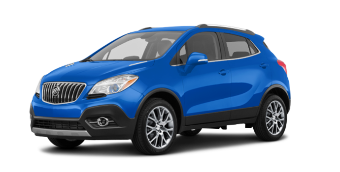 2016 Buick Encore SPORT TOURING | Photo 6 | Coastal Blue Metallic