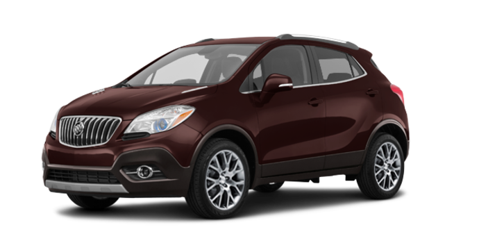 2016 Buick Encore SPORT TOURING | Photo 6 | Rosewood Metallic