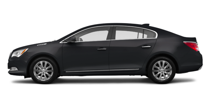 2016 Buick LaCrosse BASE | Photo 4 | Graphite Grey Metallic