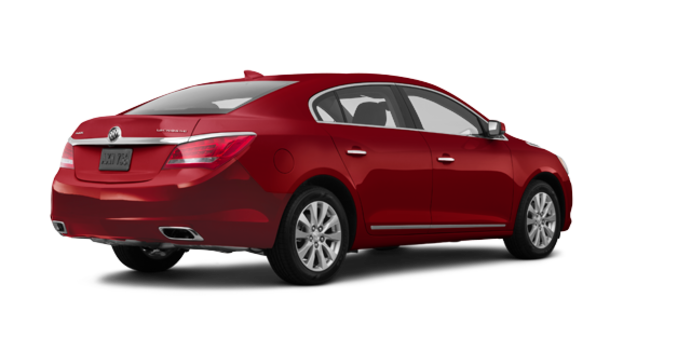 2016 Buick LaCrosse BASE | Photo 5 | Deep Garnet Metallic