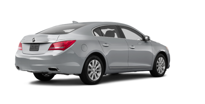 2016 Buick LaCrosse BASE | Photo 5 | Quicksilver Metallic