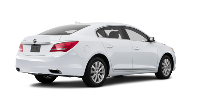 2016 Buick LaCrosse BASE | Photo 5 | Summit White