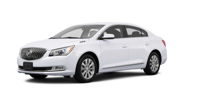 2016 Buick LaCrosse BASE | Photo 6 | White Frost