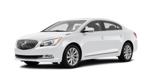 2016 Buick LaCrosse LEATHER | Photo 6 | White Frost