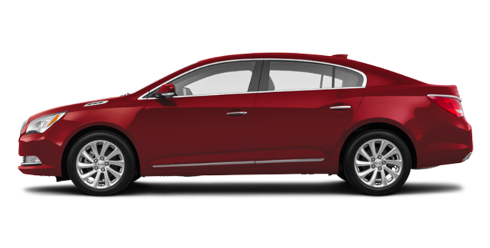 2016 Buick LaCrosse PREMIUM | Photo 4 | Deep Garnet Metallic