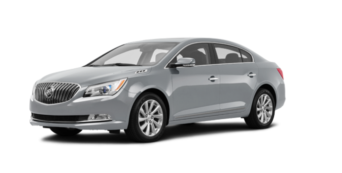 2016 Buick LaCrosse PREMIUM | Photo 6 | Quicksilver Metallic