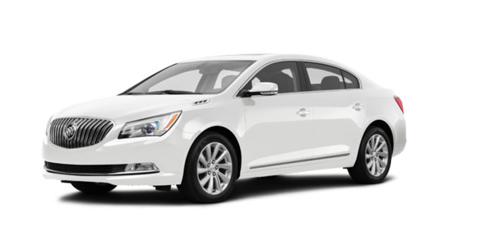 2016 Buick LaCrosse PREMIUM | Photo 6 | Summit White