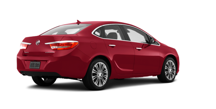 2016 Buick Verano LEATHER | Photo 5 | Crystal Red Tintcoat