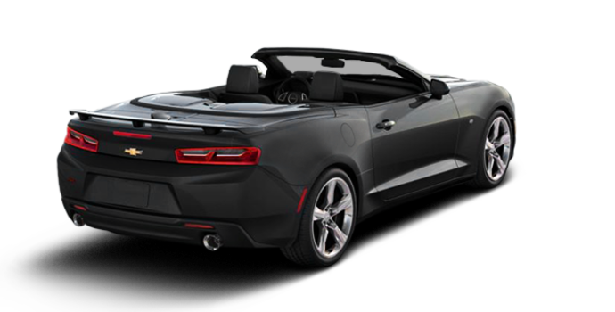 2016 Chevrolet Camaro convertible 1SS | Photo 5 | Nightfall Grey Metallic