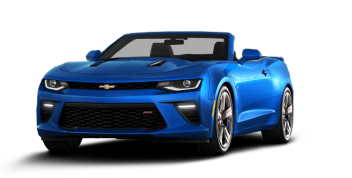 2016 Chevrolet Camaro convertible 1SS | Photo 6 | Hyper Blue Metallic