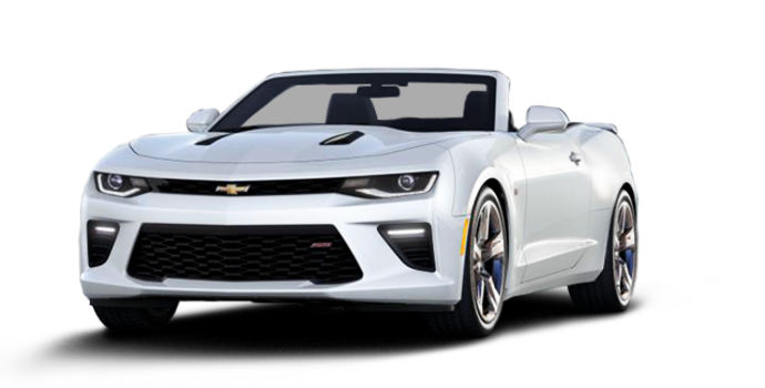 2016 Chevrolet Camaro convertible 1SS | Photo 6 | Summit White