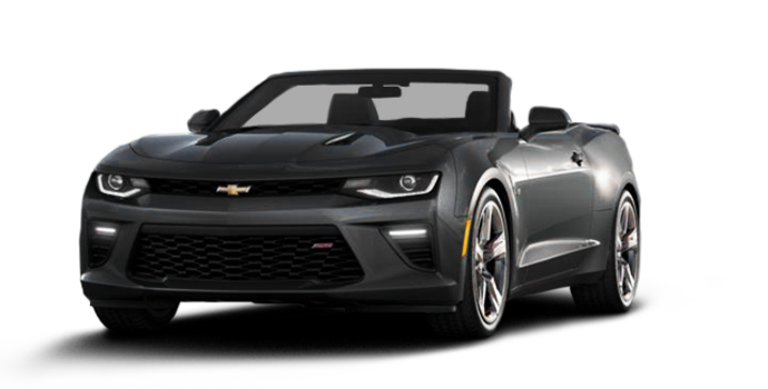 2016 Chevrolet Camaro convertible 1SS | Photo 6 | Nightfall Grey Metallic