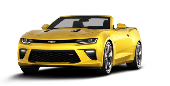 2016 Chevrolet Camaro convertible 1SS | Photo 6 | Bright Yellow