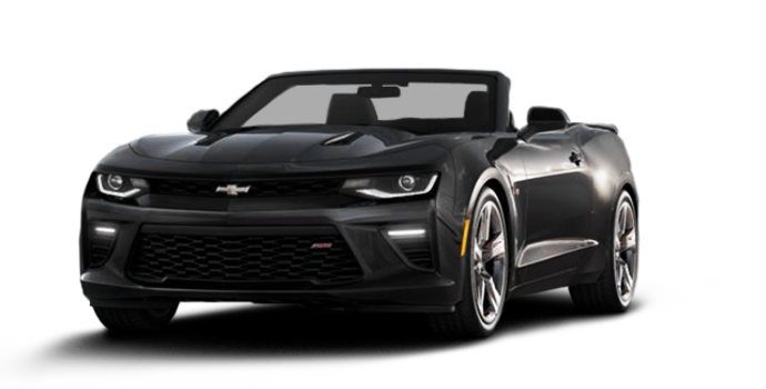 2016 Chevrolet Camaro convertible 1SS | Photo 6 | Mosaic Black Metallic
