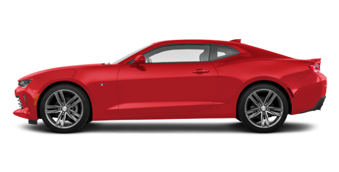 2016 Chevrolet Camaro coupe 1LT | Photo 4 | Red Hot