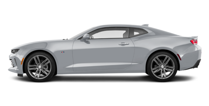 2016 Chevrolet Camaro coupe 1LT | Photo 4 | Silver Ice Metallic