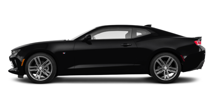 2016 Chevrolet Camaro coupe 1LT | Photo 4 | Mosaic Black Metallic