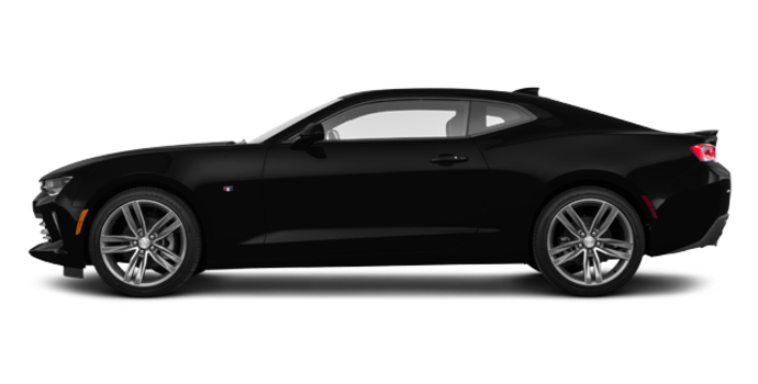 2016 Chevrolet Camaro coupe 1LT | Photo 4 | Black
