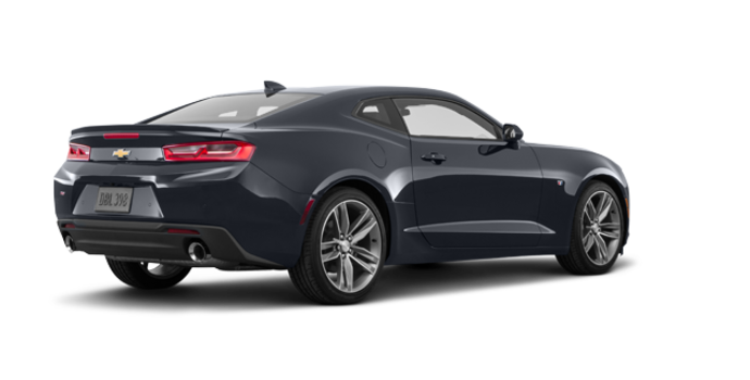 2016 Chevrolet Camaro coupe 1LT | Photo 5 | Blue Velvet Metallic