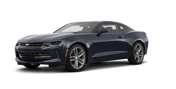 2016 Chevrolet Camaro coupe 1LT | Photo 6 | Blue Velvet Metallic