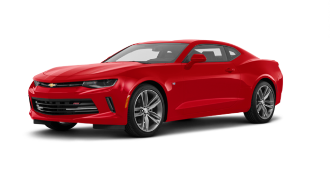 2016 Chevrolet Camaro coupe 1LT | Photo 6 | Garnet Red