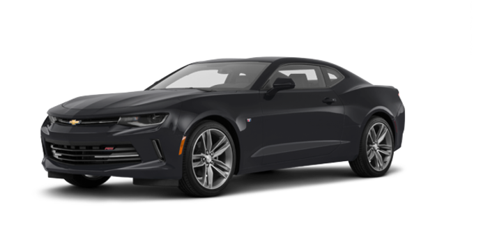 2016 Chevrolet Camaro coupe 1LT | Photo 6 | Nightfall Grey Metallic