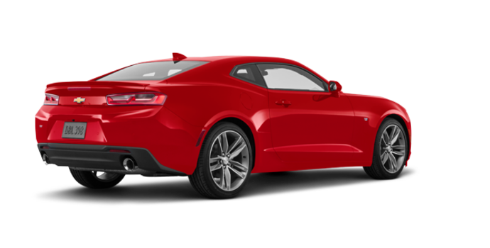 2016 Chevrolet Camaro coupe 2LT | Photo 5 | Garnet Red