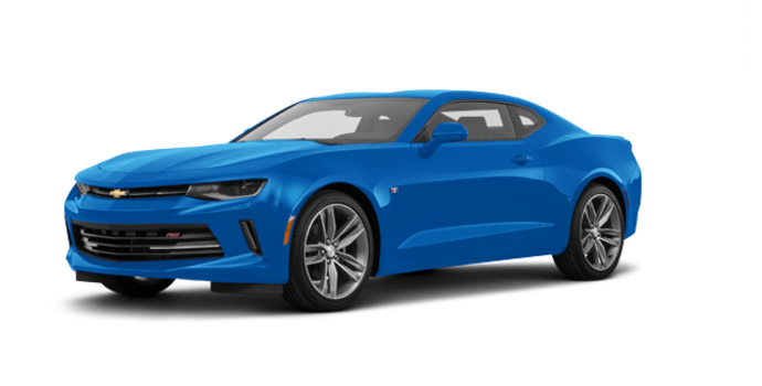 2016 Chevrolet Camaro coupe 2LT | Photo 6 | Hyper Blue Metallic