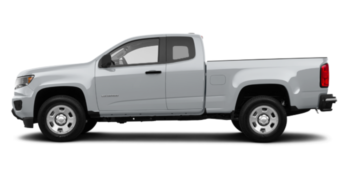 2016 Chevrolet Colorado BASE | Photo 4 | Silver Ice Metallic