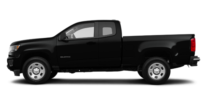 2016 Chevrolet Colorado BASE | Photo 4 | Black