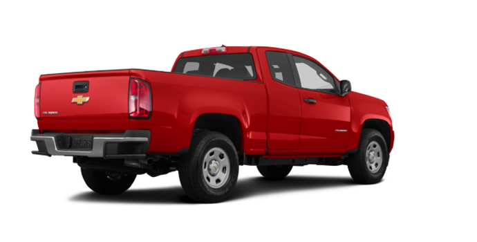 2016 Chevrolet Colorado WT | Photo 5 | Red Hot