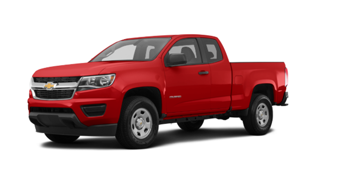 2016 Chevrolet Colorado WT | Photo 6 | Red Hot