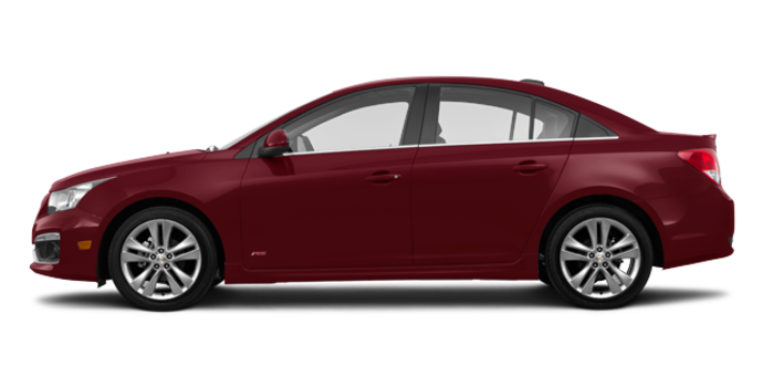 2016 Chevrolet Cruze Limited 2LT | Photo 4 | Siren Red