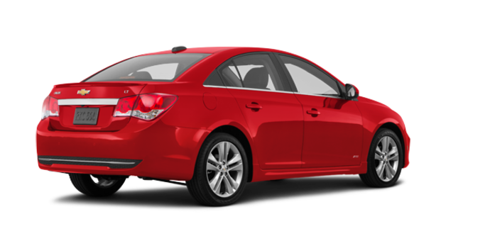 2016 Chevrolet Cruze Limited 2LT | Photo 5 | Red Hot